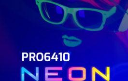 Люминисцентная печать на OKI Pro 6410 NeonColor