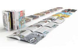 Российский рынок печатной прессы 2016