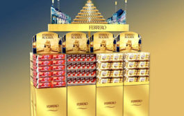 Ёлки от PVG для Ferrero