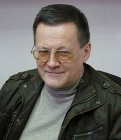 Андрей Антоненко, редактор журнала «Национальная библиотека».