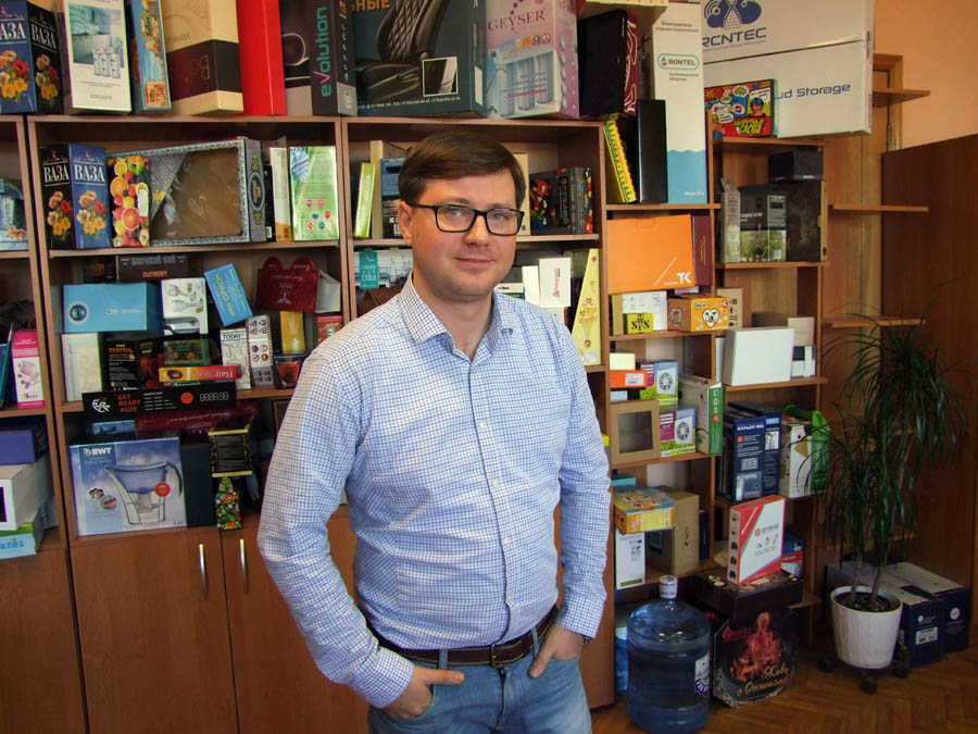 Константин Тилилюк, генеральный директор компании «ПетроПак»