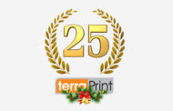 «ТЕРРА ПРИНТ» накануне 25-летия