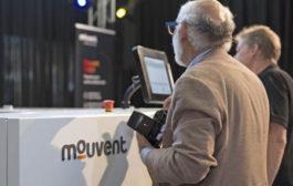 8-красочный текстильный принтер от Mouvent