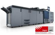 AccurioPress C2070 сертифицированы Fogra