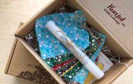 «Кунжут» дарит образцы печати на ткани