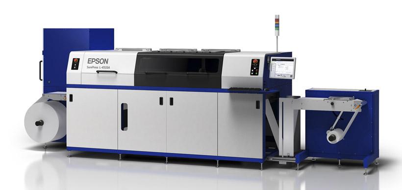 Epson SurePress L-4533A