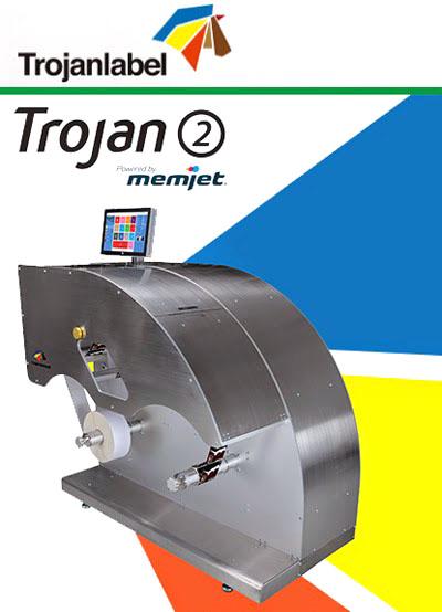Этикеточная машина Trojan2