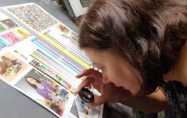 Komori Enthrone в «Северном издательстве»