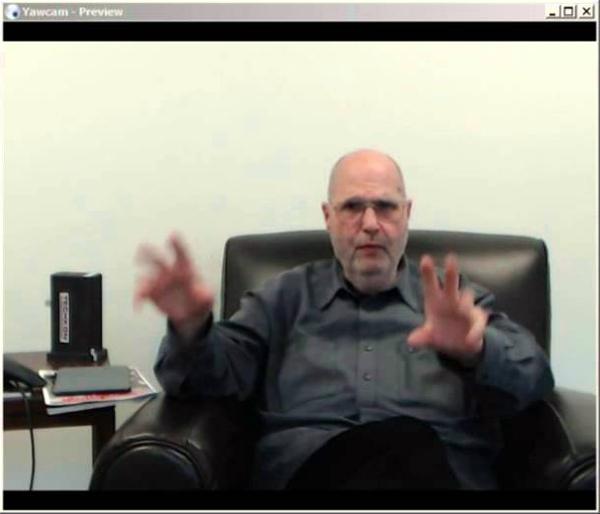 Webcam Frank Romano