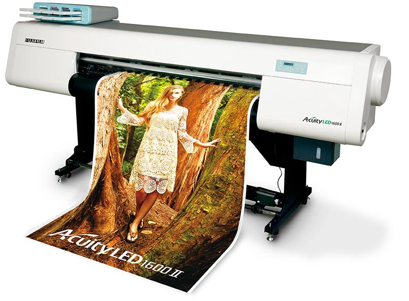 Гибридный принтер Fujifilm Acuity 1600 LED II