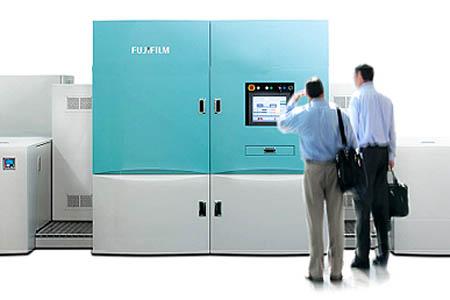 Fujifilm выходит в пятое измерение