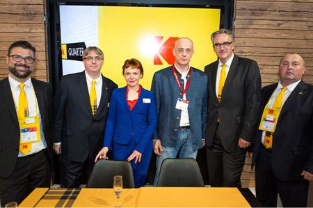 «Парето-Принт» – крупнейший потребитель беспроцессных пластин Kodak Sonora XP в мире