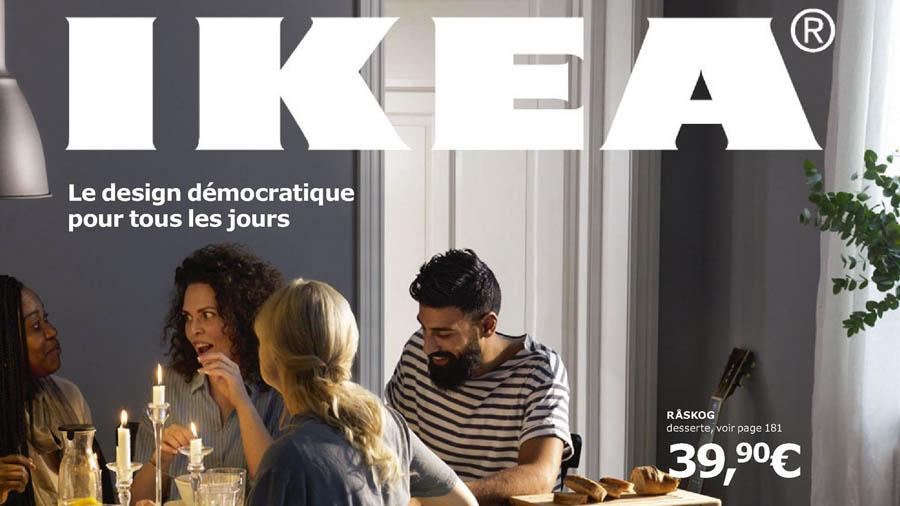 новый каталог Ikea 2017 новый рекорд