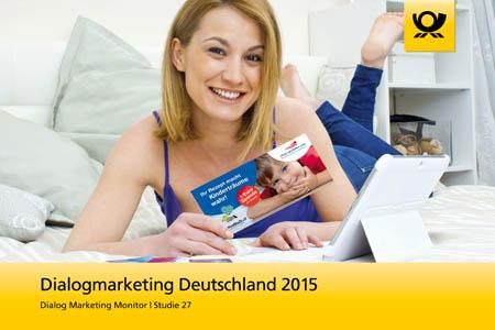 Deutsche Post. Печатная реклама – доминирующий рекламный канал в Германии