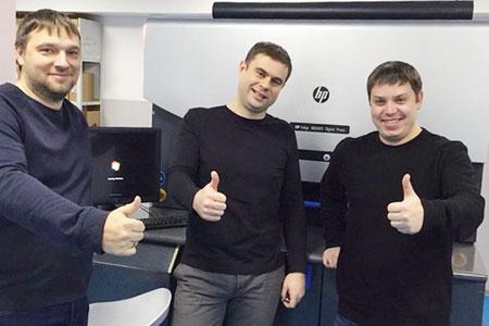 «Верже»: вторая рулонная HP Indigo за 3 года