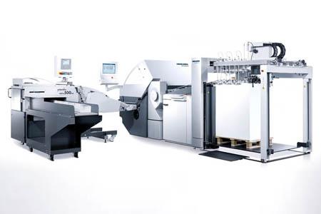 Фальцмашины Heidelberg повышают производительность крупных типографий