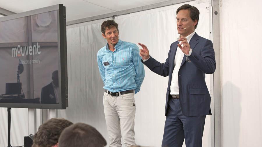 BOBST и Radex создали компанию по производству ЦПМ Mouvent