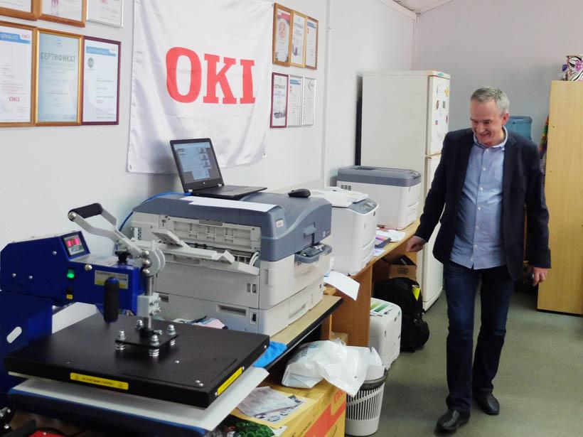Олег Полькин (NISSA Offitec)