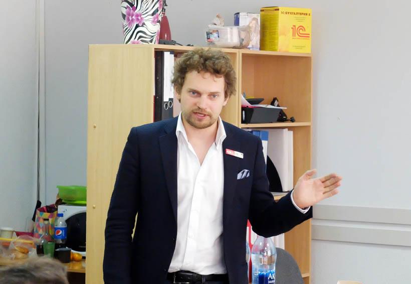 Денис Кулаков, OKI