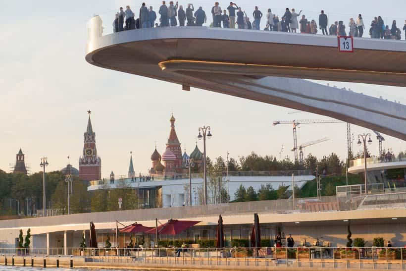 «Время первых» в Москве: светодиодная революция продолжается