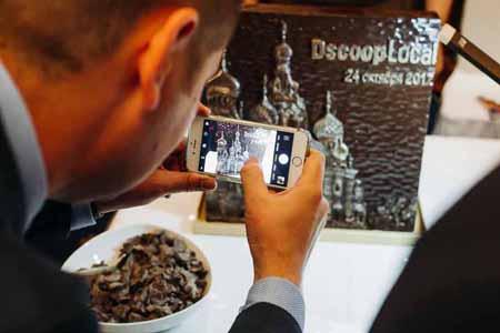 Съезд пользователей HP Indigo в Петербурге
