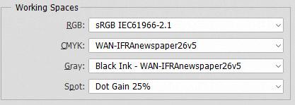 Особенности подготовки изображений для газетной печати