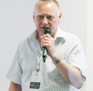 Вадим Носов на конференции «Моноритм: 2018»