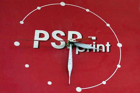 PSP-print: рецепт успеха один — лучшие сроки и лучшая цена