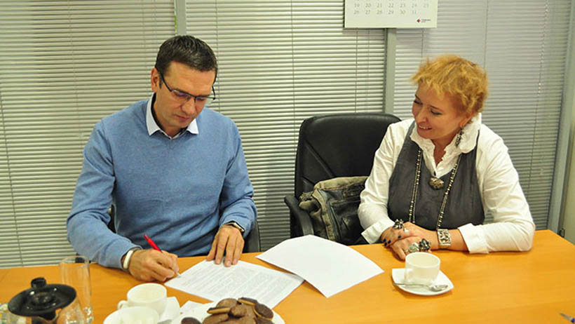 Красочный союз Koenig & Bauer и hubergroup