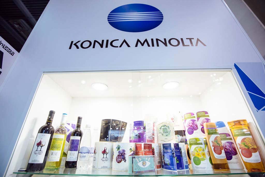 Konica Minolta и MGI продолжают сближение