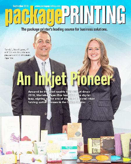 Warneke Paper Box. Первая цифровая машина Heidelberg Primefire в США