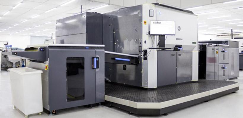 HP Indigo 12000 в типографии Ситипринт