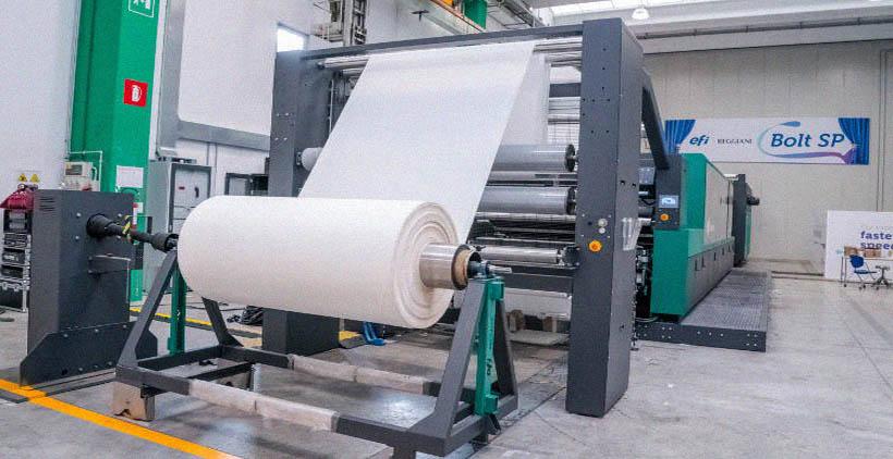текстильный принтер Reggiani Bol