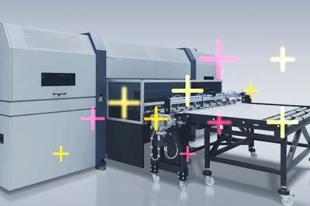 Типография Пикселпро модернизирует участок цифровой печати с Durst