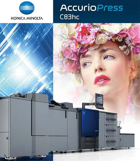 Принтер AccurioPress C83hc