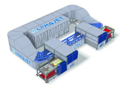 AlphaJet — новое комбинированное устройство печати и отделки от MGI