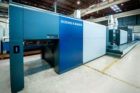 Koenig & Bauer и Durst Phototechnik создали СП в области цифровой печати