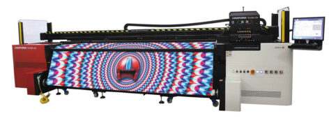 УФ-принтер Anapurna H3200i LED