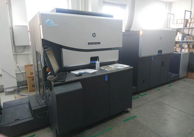 HP Indigo 6800 установлена в «ОКИЛ-САТО СИБИРЬ»