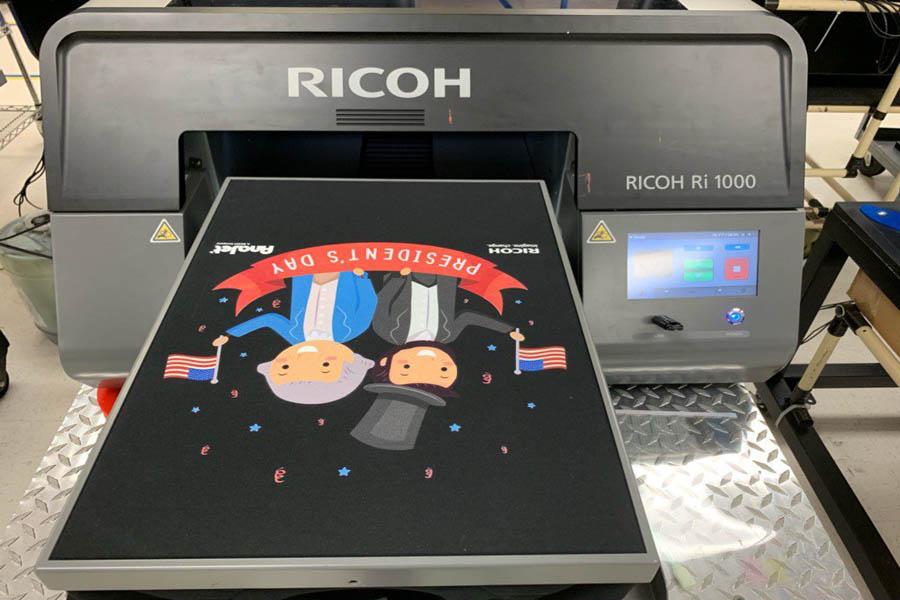 Новая минифабрика от Ricoh