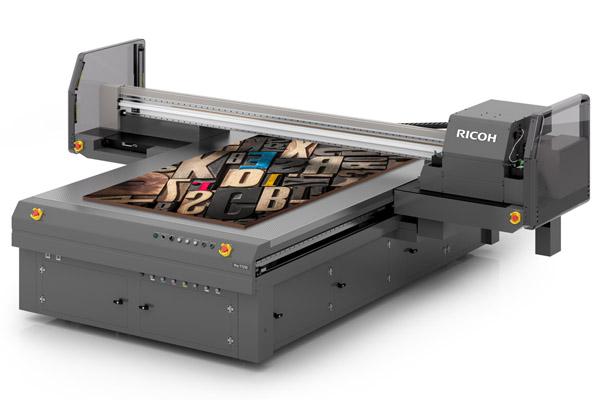 Планшетные УФ-принтеры Ricoh в компании «Терра Системы»