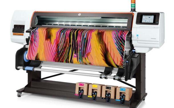 HP Stitch выходит на рынок текстильной печати
