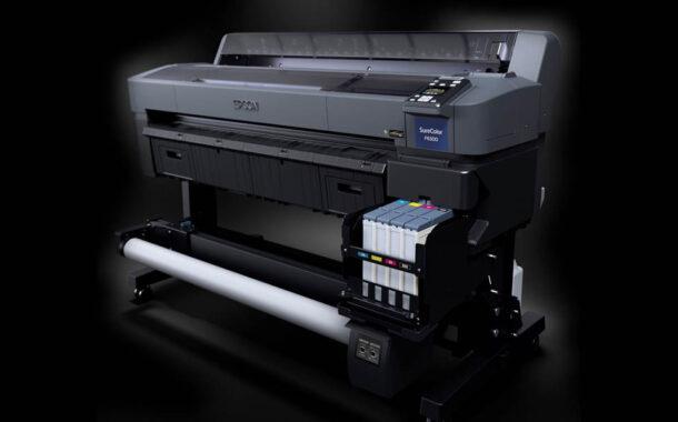 Hовый сублимационный принтер SureColor SC-F6300 от Epson