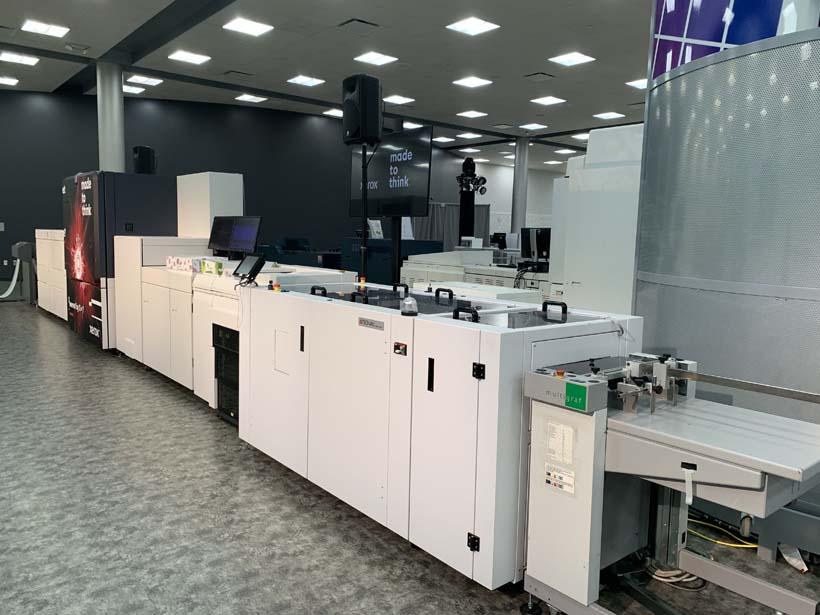 Baltoro: новая струйная ЦПМ от Xerox