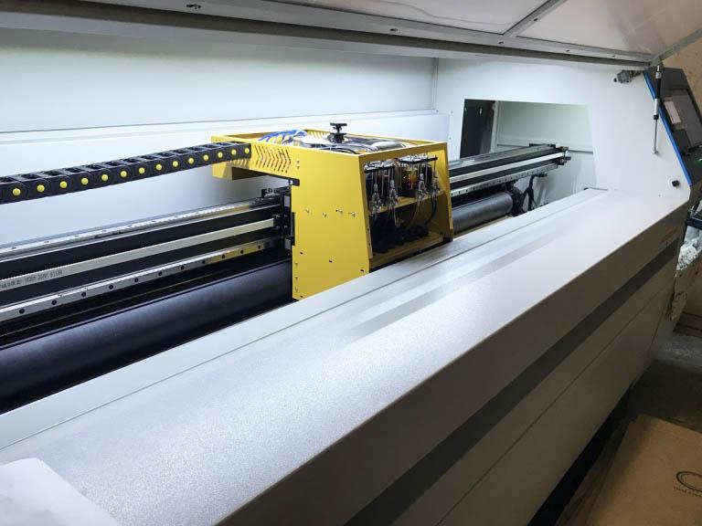 Цифровой принтер AWP-8N от «ГофроТайм» в «Гофротара-СПб»