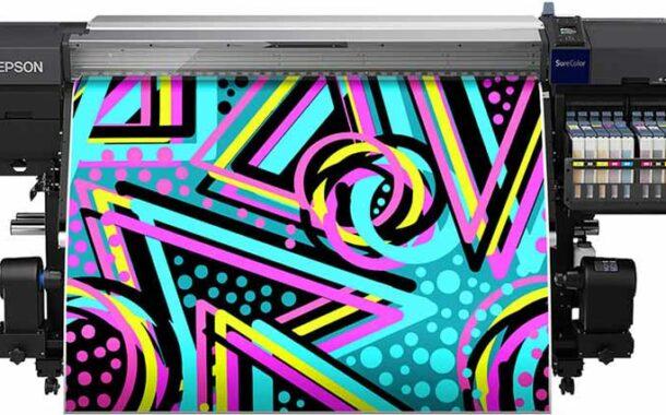Первый принтер Epson с флюоресцентными чернилами