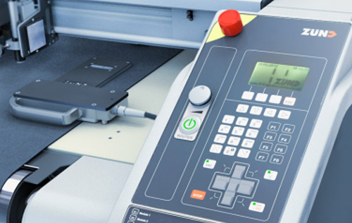 Zünd S3 M-800 установлен в АО «НТЦ ЭЛИНС»