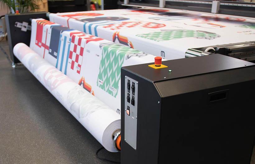 Esko выпускает моторизованное устройство размотки рулонов