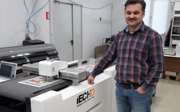 Компактные плоттеры iECHO PK в цифровых типографиях