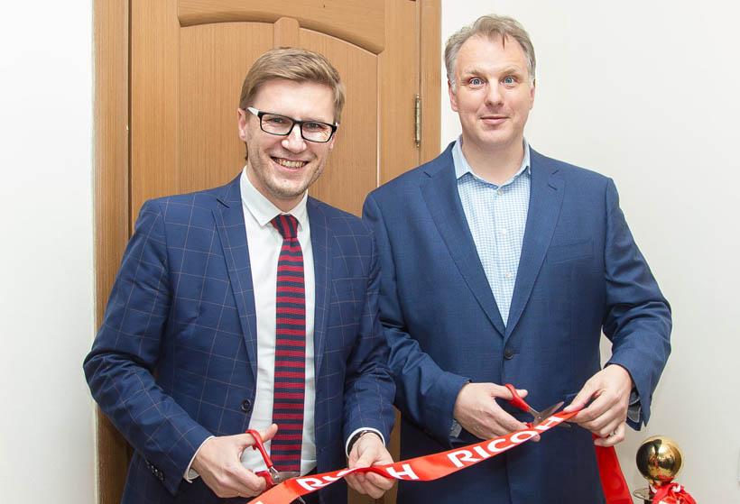 В Казахстане открылся филиал RICOH Rus